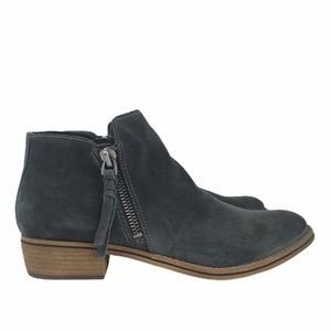 🆕 Dolce Vita Sutton Women's Suede Ankle Boots